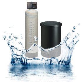 Iron Eater-150-18 commercial well water softener